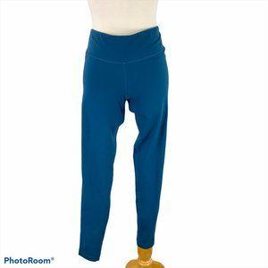 TNA Teal Yoga Pants
